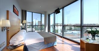 Hotel Exe Sevilla Palmera - Seville - Bedroom