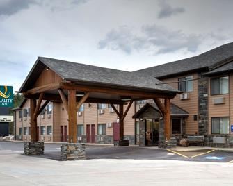 Quality Inn Near Mount Rushmore - Hill City - Building
