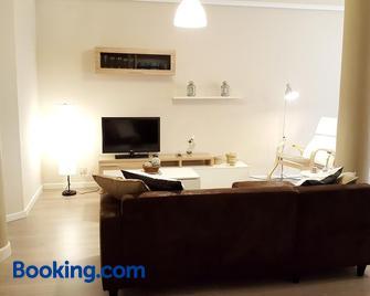 Apartamento Dactonium - Ribeira Sacra - Monforte de Lemos - Wohnzimmer