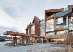 Bayhill Pool & Villa - Seogwipo - Gebäude