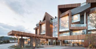 Bayhill Pool & Villa - Seogwipo - Building