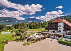 Royal Hotel Hinterhuber - Brunico - Rakennus