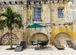 Hotel Socaire - Campeche - Rakennus