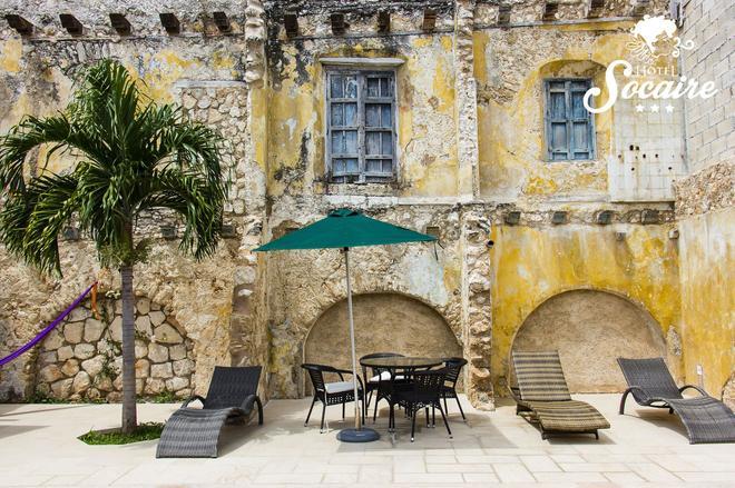 Hotel Socaire - Campeche - Patio