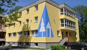 Eduard-Heinrich-Haus - Hostel - Salzbourg - Bâtiment