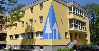Eduard-Heinrich-Haus - Hostel - Salzburg - Building