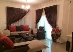 Arja Apartments - Bhamdoun - Living room