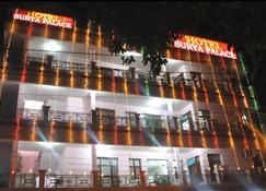 Hotel Surya Palace - Chandigarh - Building