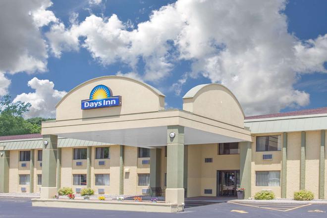 Days Inn by Wyndham Portage - Portage - Building