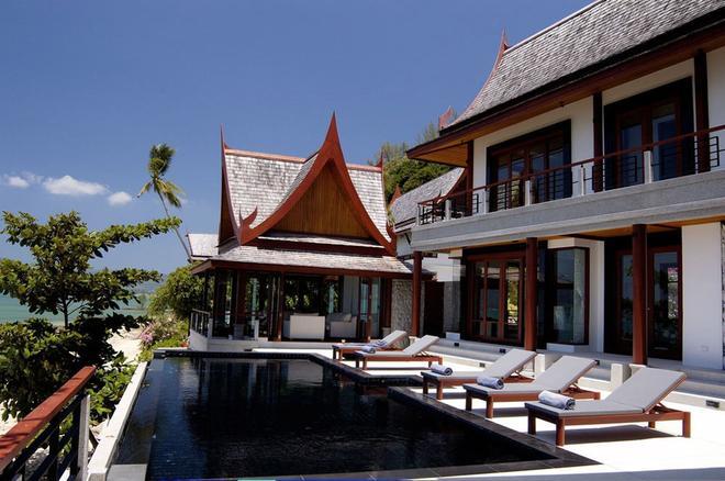 Anayara Luxury Retreat Panwa Resort - Phuket City - Building