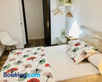 Pensión La Cantarera - Cádiz - Schlafzimmer