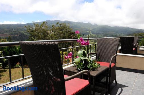 Quinta Da Cova Do Milho - Santa Cruz (Madeira) - Balcony