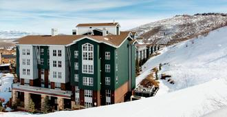 Marriott's MountainSide at Park City, A Marriott Vacation Club Resort - Парк-Сити - Здание