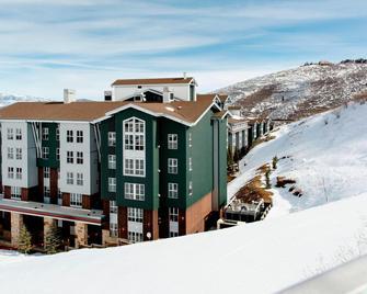 Marriott's MountainSide at Park City, A Marriott Vacation Club Resort - Park City - Gebouw
