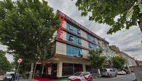 New My World Hotel - Estambul - Edificio