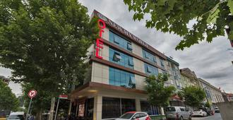 New My World Hotel - Estambul - Edificio