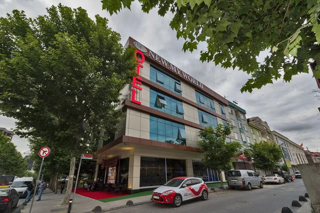 New My World Hotel - Istanbul - Building