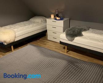 Høyanger 3 roms leilighet - Hoyanger - Bedroom