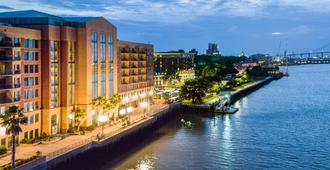 Marriott Savannah Riverfront - Savannah - Utsikt