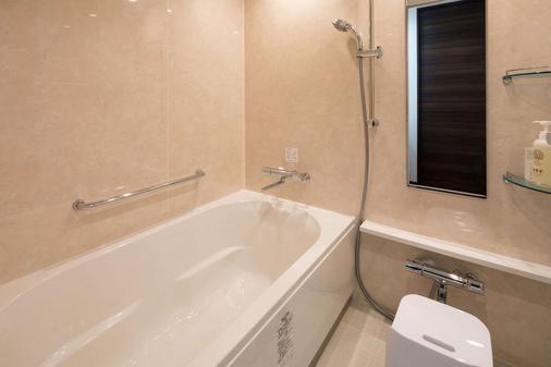 コンフォートスイーツ東京ベイ - 浦安市 - 浴室