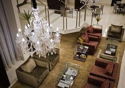 法利亞利馬藍樹高級酒店 - 聖保羅 - 聖保羅 - 大廳