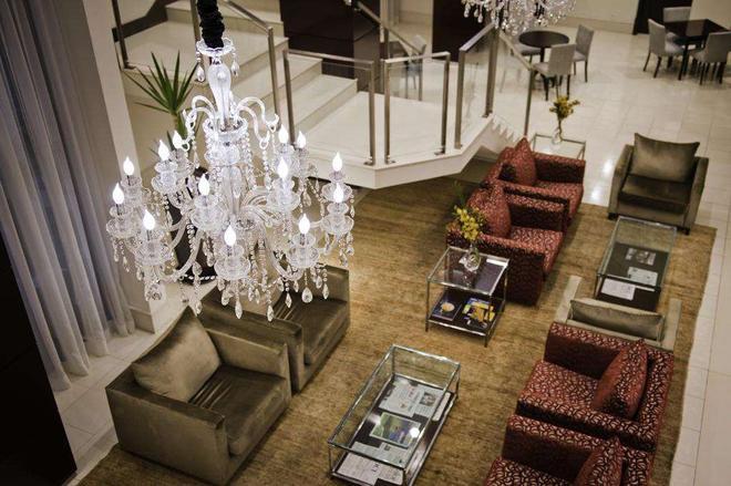 Blue Tree Premium Faria Lima - Σάο Πάολο - Σαλόνι ξενοδοχείου