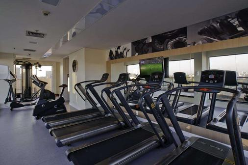 法利亞利馬藍樹高級酒店 - 聖保羅 - 聖保羅 - 健身房