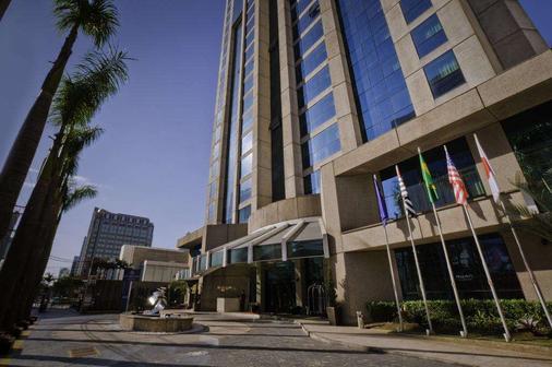 法利亞利馬藍樹高級酒店 - 聖保羅 - 聖保羅 - 建築