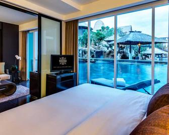 The Sakala Resort Bali - All Suites - South Kuta - Bedroom