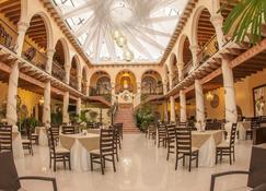 Hotel Villa Las Margaritas Sucursal Centro - הלאפה - מסעדה