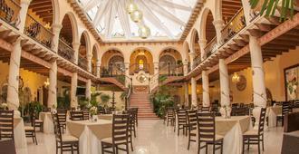 Hotel Villa Las Margaritas Sucursal Centro - Xalapa-Enriquez - Restaurante