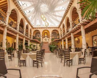 Hotel Villa Las Margaritas Sucursal Centro - Xalapa - Restaurace