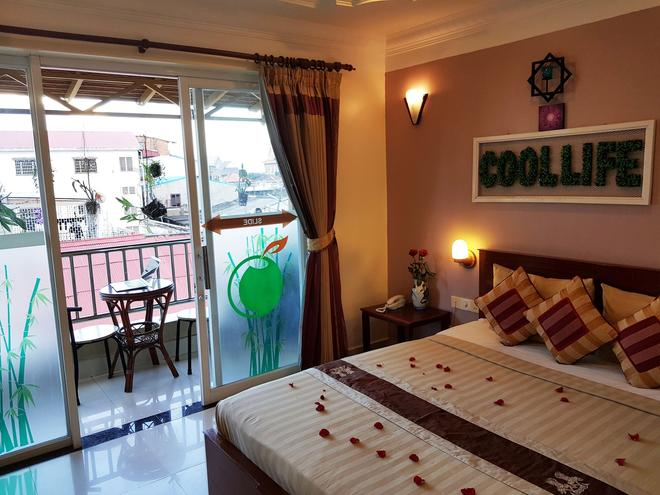 Fancy Guest House - Phnom Penh - Makuuhuone