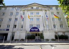 Kyriad Montpellier Centre - Antigone - Montpellier - Bangunan
