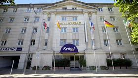 基里亞德蒙彼利埃中心酒店 - 安提格尼 - 蒙特佩利爾 - 蒙彼利埃 - 建築