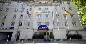 Kyriad Montpellier Centre - Antigone - Μονπελιέ - Κτίριο