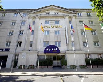 Kyriad Montpellier Centre - Antigone - Montpellier - Gebäude