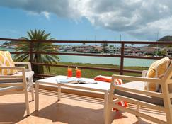 Harbour Island Residences - Jolly Harbour - Balcon