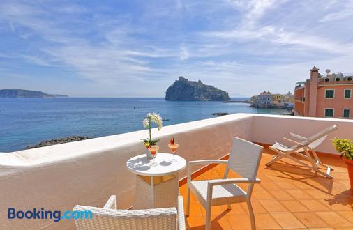 Hotel Mare Blu - Ischia - Balcony