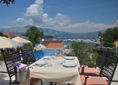 Hotel Borik - Lumbarda - Balcony