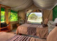Losokwan Camp - Maasai Mara - Außenansicht
