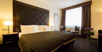 Hotel Selsky Dvur - פראג - חדר שינה