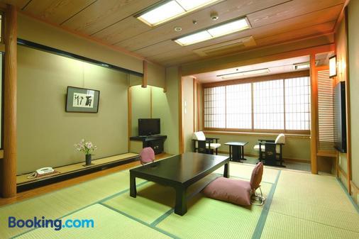 Nara Park Hotel - Nara - Living room