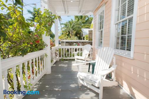 Douglas House - Key West - Balcony