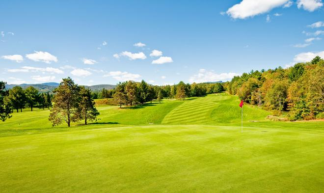 The Lodge at Spruce Peak - Stowe - Golf course