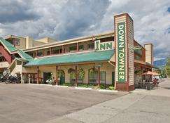 Downtowner Inn - Whitefish - Building