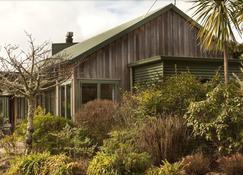 Whakaipo Lodge - Taupo - Vista del exterior