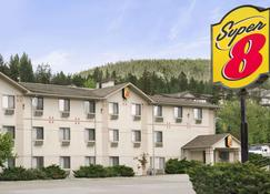 Super 8 by Wyndham Williams Lake BC - Williams Lake - Building