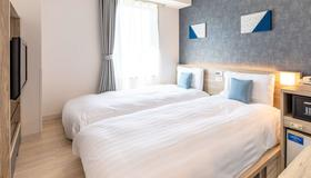 Comfort Hotel Hiroshima Otemachi - Hiroshima - Bedroom