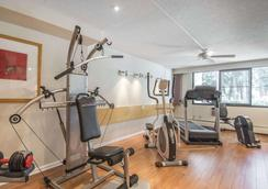Quality Inn - Quesnel - Gym